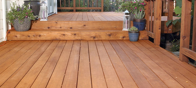 How To Restain A Wood Deck In 5 Steps Hirerush Blog