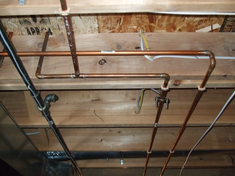 ... pipes without insulation in basement & How to keep pipes from freezing | HireRush Blog