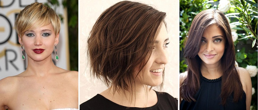 Best hairstyles for round faces | HireRush Blog