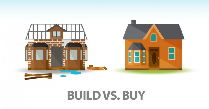 building software versus building a house A decision paradigm for information technology software packages or build from scratch no either in-house, or.