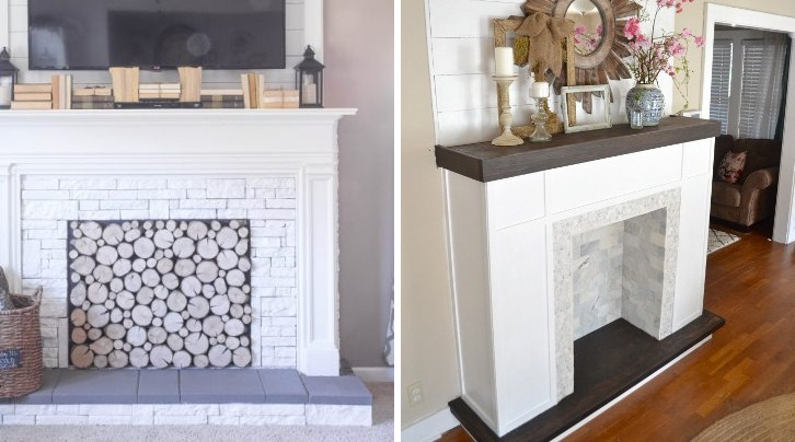 Have you always wanted to build a fireplace