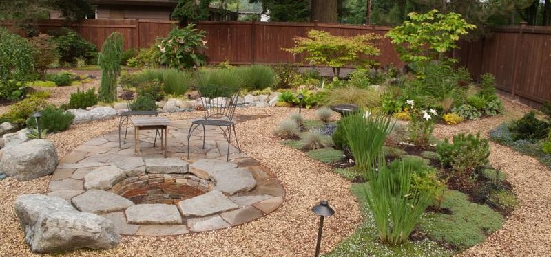 gravel landscape - Gravel Landscape: Pros Of Gravel For Landscaping HireRush Blog