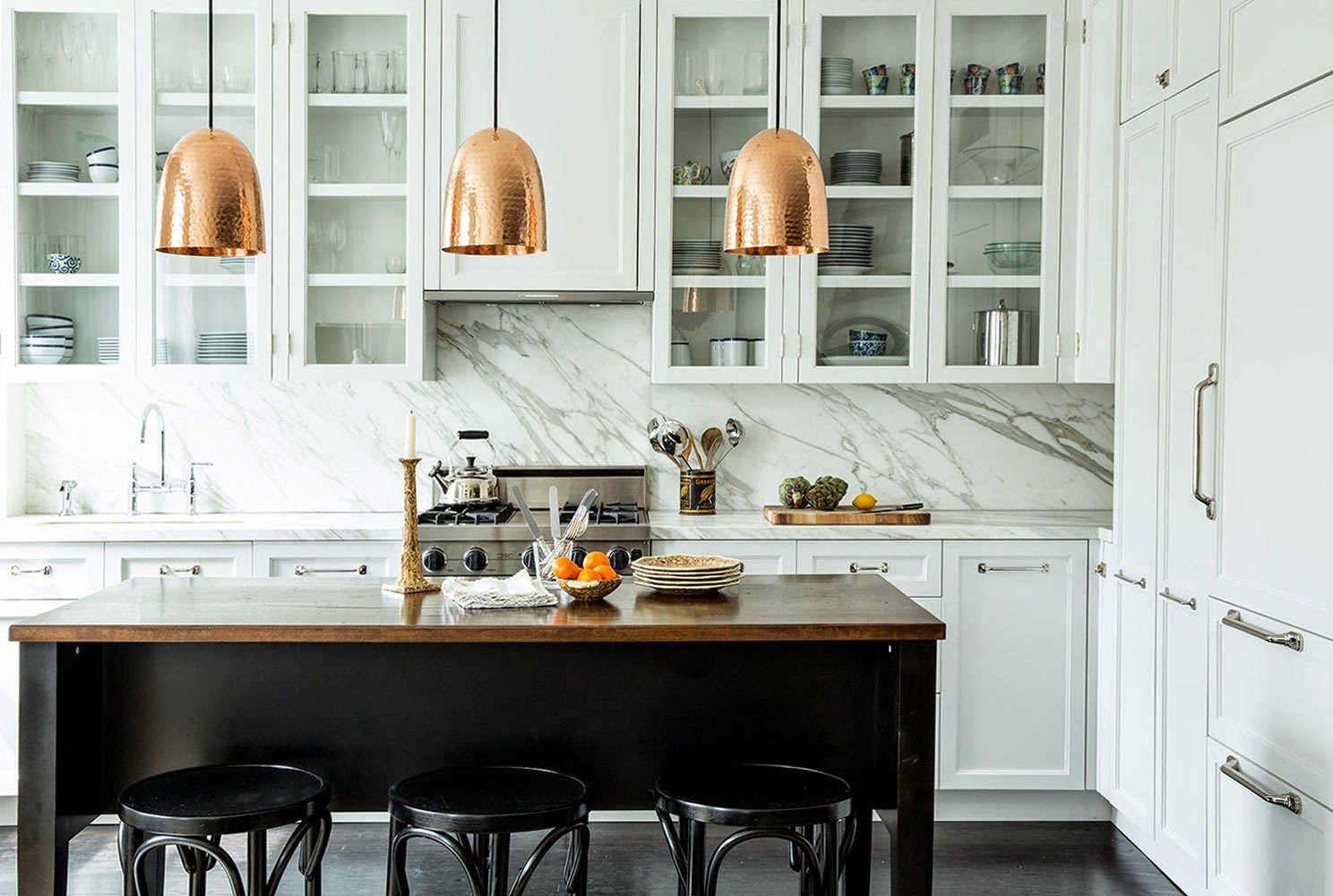 Hanging Kitchen Lights. Kitchen Track Lighting Ideas Main Rules ...
