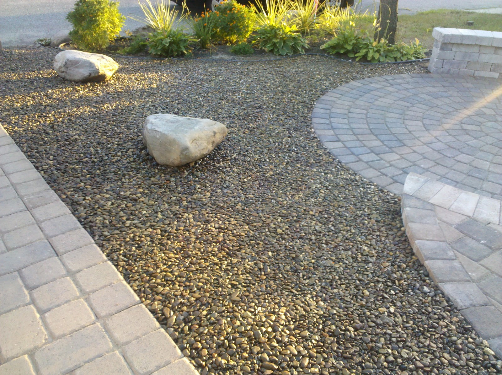 ... Gravel Instead Of Lawn