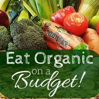 eat organic on a budget vegetables