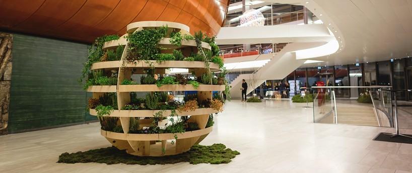 ikeas growroom indoor garden for sustainable living - Ikea Indoor Garden