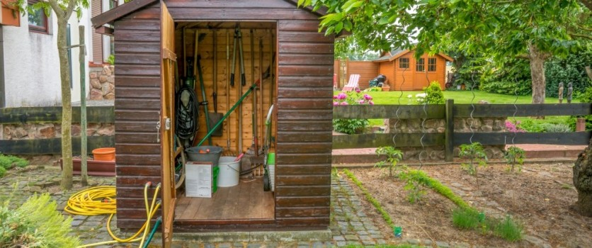 Shed Organization Ideas And Tips Hirerush Blog
