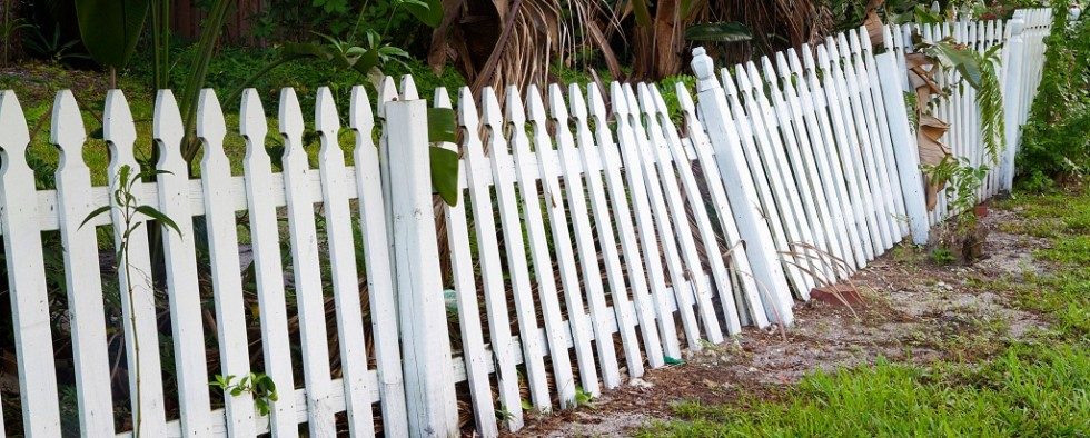 How To Fix A Leaning Fence Hirerush Blog