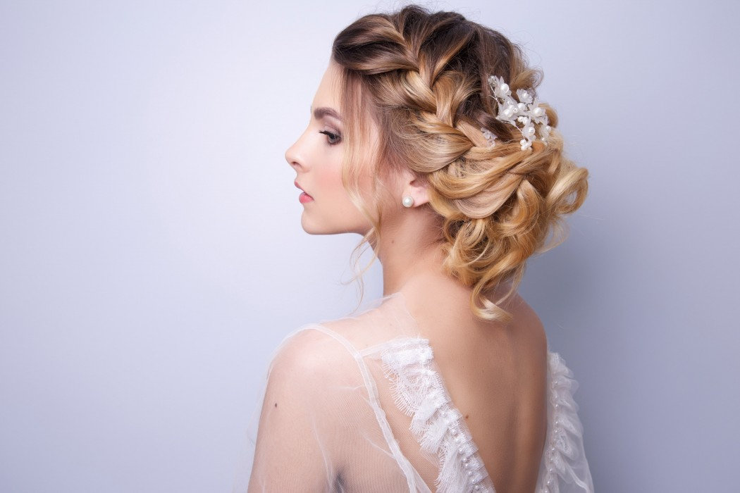10 Lavish Wedding Hairstyles For Long Hair: Wedding Hairstyles For Long Hair