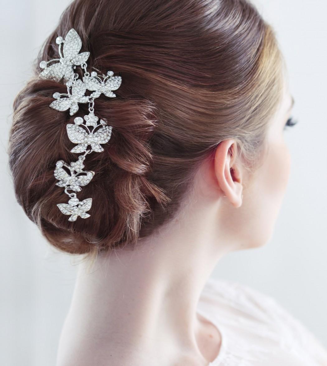 10 Lavish Wedding Hairstyles For Long Hair: Wedding Hairstyles For Long Hair