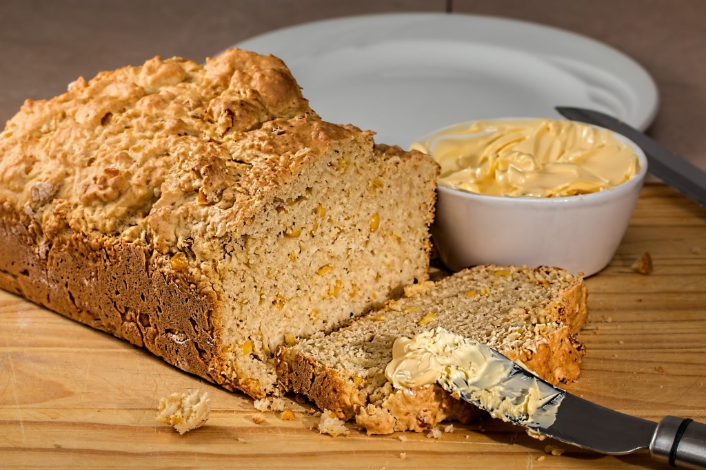 thanksgiving recipes: corn bread