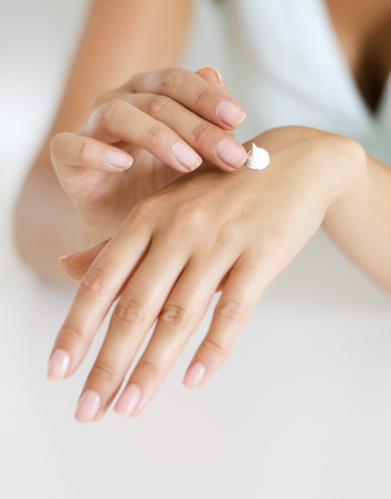 hands lotion