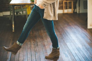 casual outfit: jeans