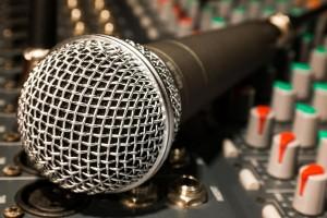 karaoke michrophone