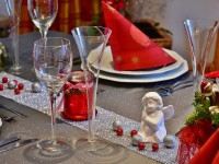 Christmas dining table decorations you'll love