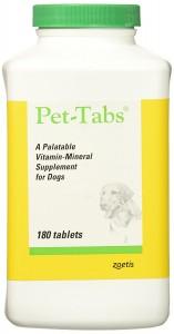 Pet Tabs Plus Advanced Formula Vitamin Supplement