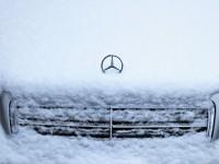 How to unlock a car door in the frost