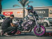 Motorcycle won't start: what to do