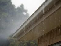 Seasonal maintenance and rain gutter repair