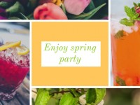 Backyard party ideas for spring