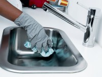 Homemade cleaning solutions for different surfaces