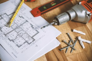 building a garage requires planning