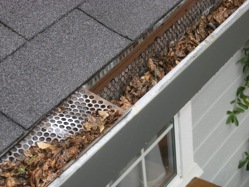 rain gutters cover