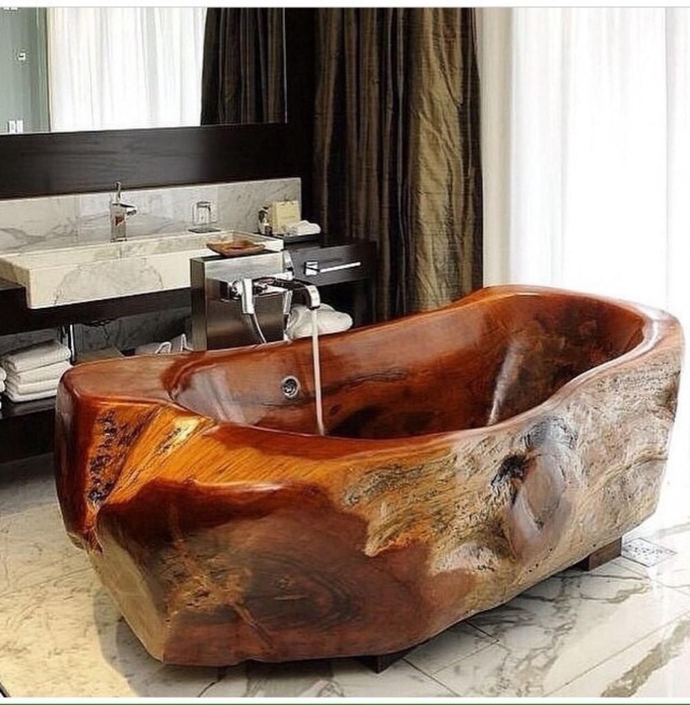 rock tub