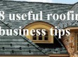 How to make your roofing business more successful