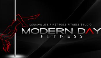 Logo Modern Day Fitness