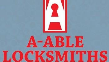 Logo A-Able Locksmiths