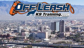 Logo Off Leash K9 Training