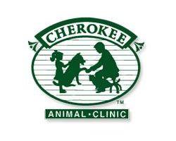 Logo Cherokee Animal Clinic