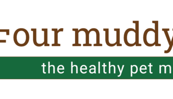 Logo Four Muddy Paws