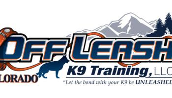 Logo Off-Leash K9 Training Colorado