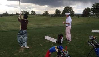 Logo Chris Schultz Golf Instruction