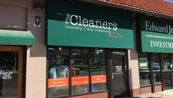 Logo The Cleaners