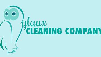 Logo Glaux Cleaning Company