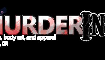 Logo Murder Ink