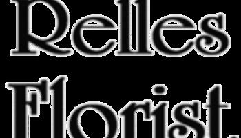 Logo Relles Florist