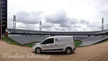 Logo J&A Professional Window Cleaning