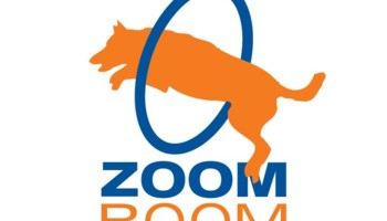 Logo Zoom Room Dog Training