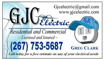Logo GJC Electric LLC
