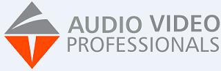 Logo Audio Video Professionals