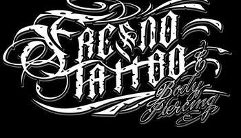 Logo Fresno Tattoo & Body Piercing