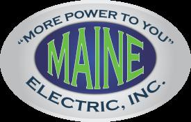 Logo Maine Electric