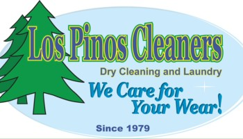 Logo Los Pinos Dry Cleaners