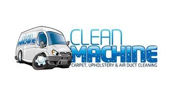 Logo Clean Machine