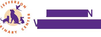 Logo Jefferson Veterinary Center