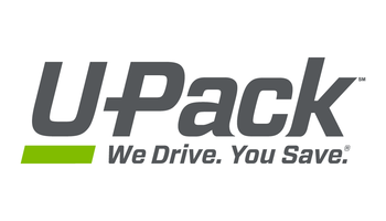 Logo U-Pack Moving